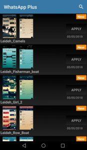 Blue WhatsApp, What's the plus? 1